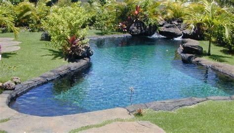 residential swimming pools hawaii