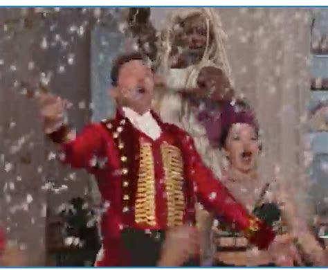 greatest showman commercial achristmasstorylive