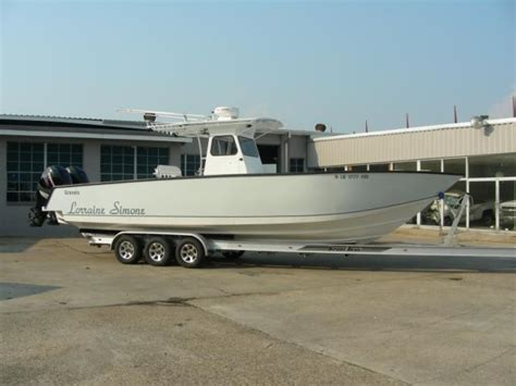 Gravois Aluminum Boats by Sold 2005 Gravois 34 Cc The Hull Boating