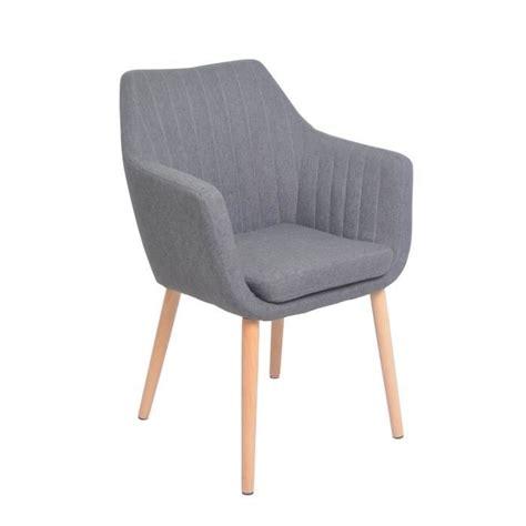 chaise fauteuil salle manger kina chaise de salle à manger en métal et bois massif