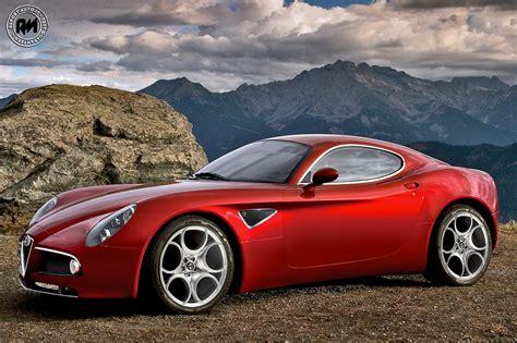Alfa Romeo 8C : Alfa Romeo 8c Competizione