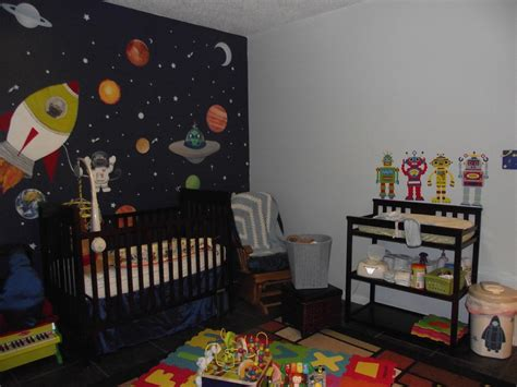 toddler boy bedding space the frontier space themed nursery