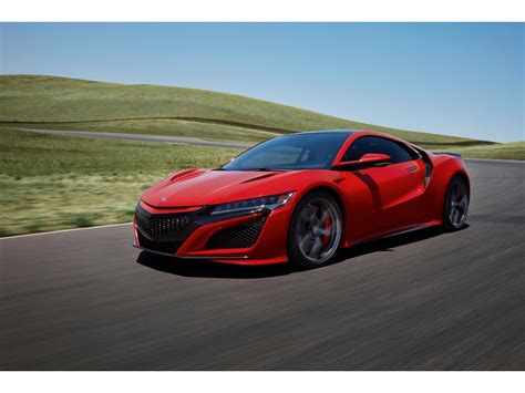 2019 acura nsx prices reviews and pictures u s news