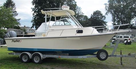 Used Parker Walkaround Boats For Sale by Used Parker Boats For Sale 171 Boats Incorporated
