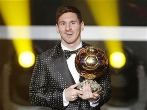 Who Won The Balon D Or