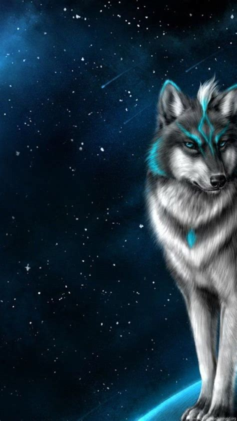 lobo arter   wallpapers desktop background