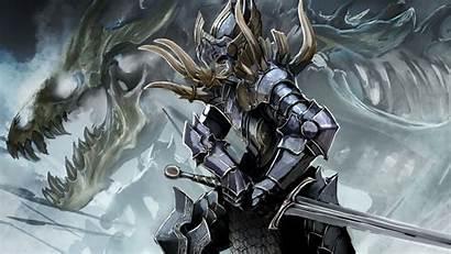 Knight Anime Concept Dragon Mecha Character Machine