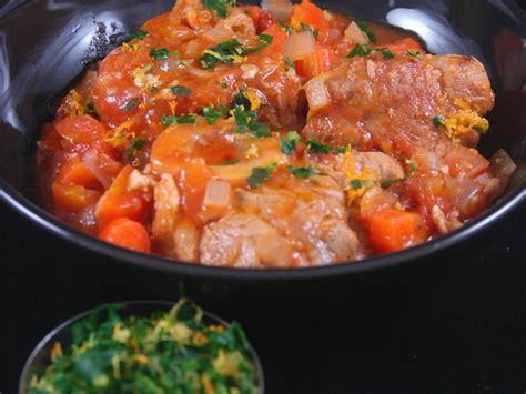 buffets cuisine osso bucco de veau recette de osso bucco de veau marmiton