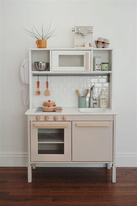 Kitchen Hacks by Modern Ikea Play Kitchen Hack Almost Makes