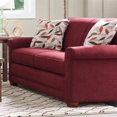 casual apartment size sofa  premier comfortcore