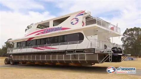 House Boat Us by Platinum Indulgence Houseboat Build All Seasons