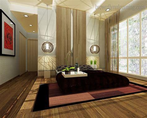Zen Master Bedroom Decorating Ideas