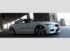 3DDesign aerodynamics and body kits for BMW Z4E89