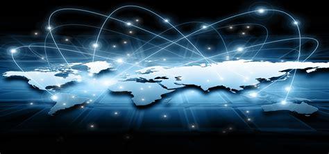 World Background World Map Technology Background Company Website