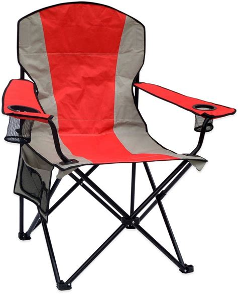 bed bath  extra large folding canvas camp chair