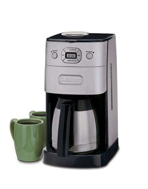 cuisine arte dgb 650bc coffee makers products cuisinart com