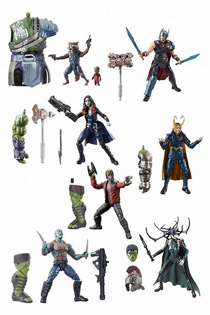 Marvel Figures Action Legends Series Animegami Why