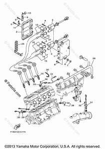 Yamaha Waverunner 2004 Oem Parts Diagram For Electrical