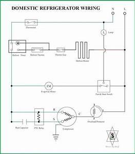 Samsung Fridge Compressor Wiring Diagram Refrigeration