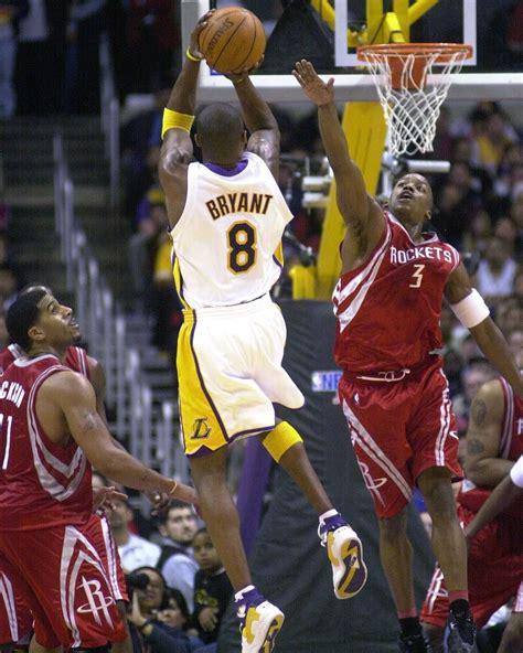 #MambaMonday Dec 25, 2003 -- #Lakers guard Kobe Bryant (8 ...