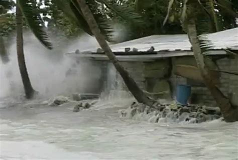 Sinking Islands Global Warming by Global Warming Causes Island Nation To Sink Zdnet
