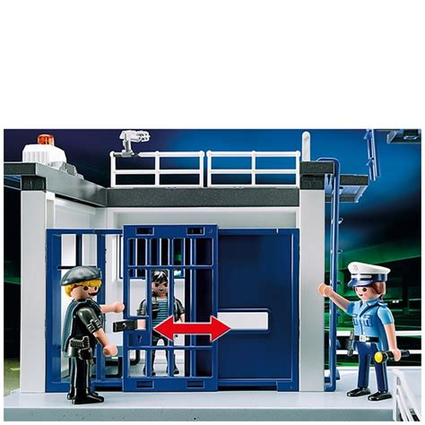 playmobil police station iwoot