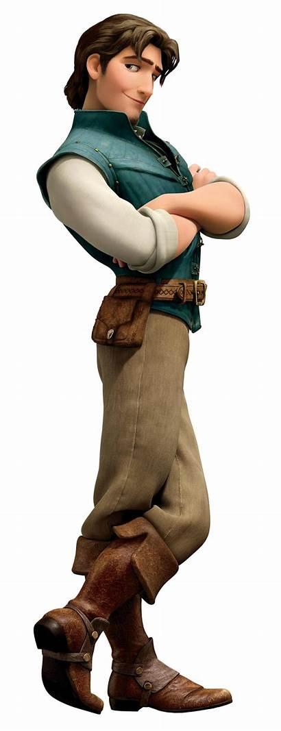 Rapunzel Prince Transparent Tangled Flynn Eugene Disney