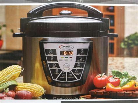 tristar power pressure cooker xl