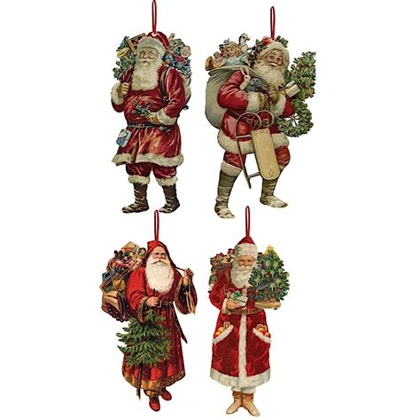 victorian christmas tree decorations