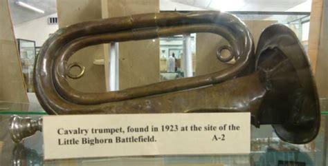 la bataille de big horn reliques
