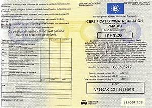 Numéro De Plaque D Immatriculation : traxio certificat d 39 immatriculation rappel ~ Maxctalentgroup.com Avis de Voitures