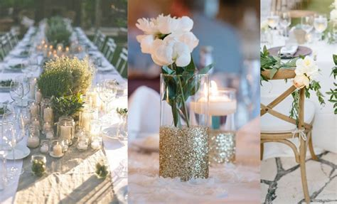 idee mariage idée décoration table mariage fleurs bougies