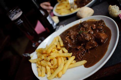 moules cuisin馥s belgian cuisine