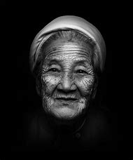 Old Black and White Portraits