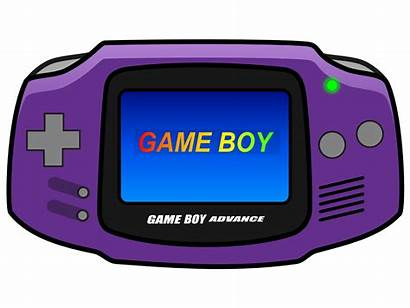 Gameboy Gba Icon Clipart Games Advance Emulator