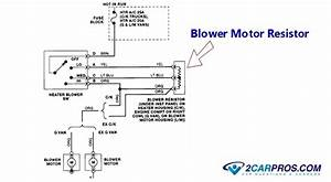 Old Blower Motor Wiring Diagram