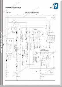 Toyota Land Cruiser 2000 Electrical Wiring Diagram