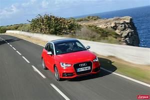Essai Audi A1 : essai audi a1 tfsi 185 ch s tronic ambition 2011 photo 20 l 39 argus ~ Medecine-chirurgie-esthetiques.com Avis de Voitures