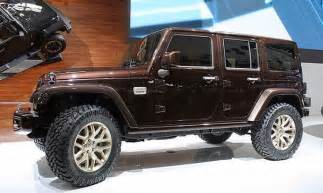 purple jeep rubicon 2018 jeep wrangler autoshow pictures released car