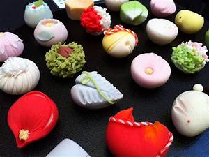 The art of wagashi Cooking Class