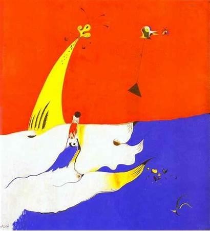 Miro Joan Ein Landschaft Wahooart Kunstreproduktionen 1937