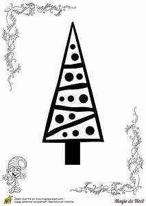 Dessin Sapin De Noel Moderne : coloriage magie de no l sapin triangle ~ Melissatoandfro.com Idées de Décoration