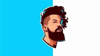 Illustrator Vector Face Adobe Character Tutorial Cartoon