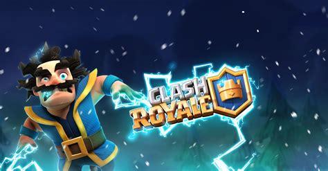 Clash Royale Wallpaper Desktop Hd For Androids Electro