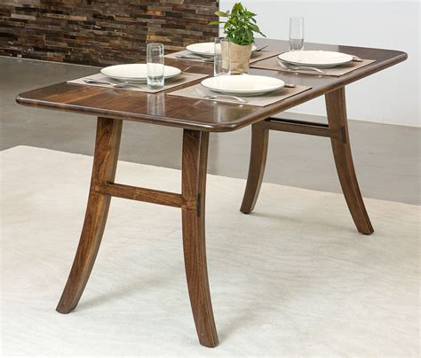 Loft Dining Table, Black Walnut  Caretta Workspace