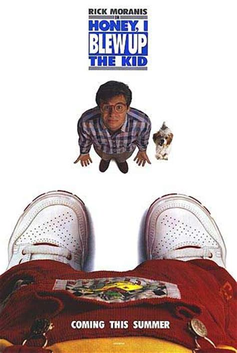 Honey, I Blew Up The Kid  Movieguide  Movie Reviews For