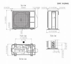 9rl2  Entry Level - 115v Wall Mounted - Halcyon U2122 Single-room Mini-split Systems