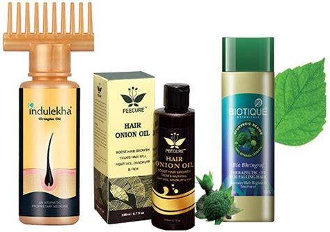 10 Best Ayurvedic Hair Oil Brands In India (2019