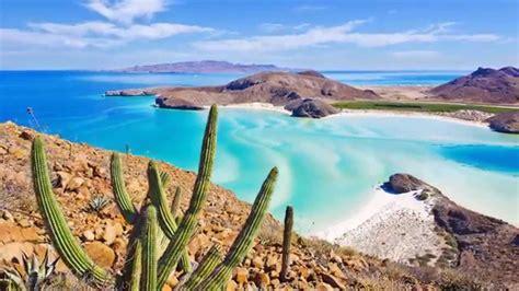 Balandra Beach La Paz Mexico YouTube