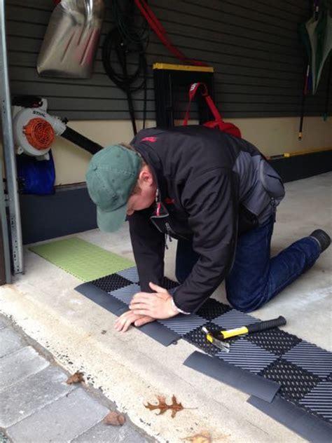 RaceDeck Garage Floors   A Concord Carpenter